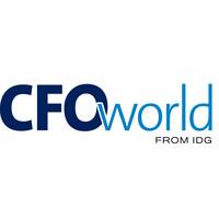 Logotyp för CFO World