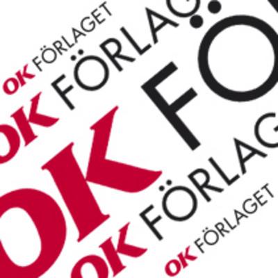 Logotyp för OK Förlaget