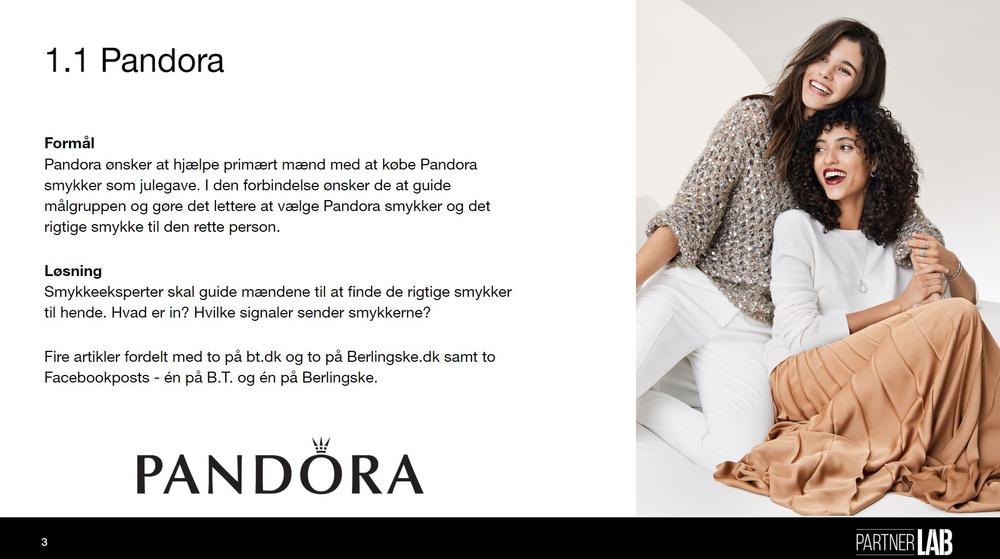 Pandora native case