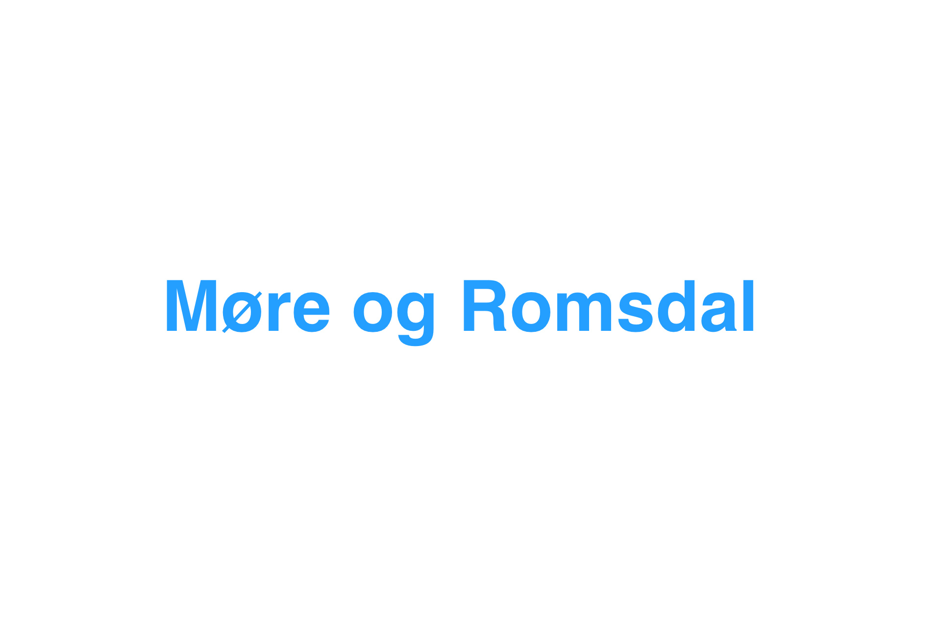 Nordvestlandspakken Møre og Romsdal