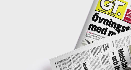 Gotlands Tidningar's cover image