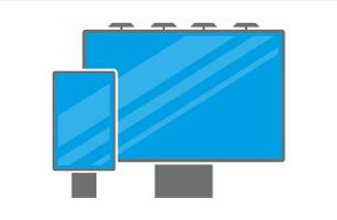DOOH Digitala skyltar
