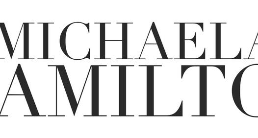 Omslagsbild för Michaela Hamilton
