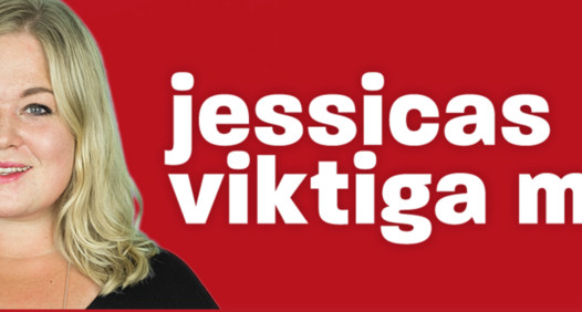 Omslagsbild för Jessica Johansson