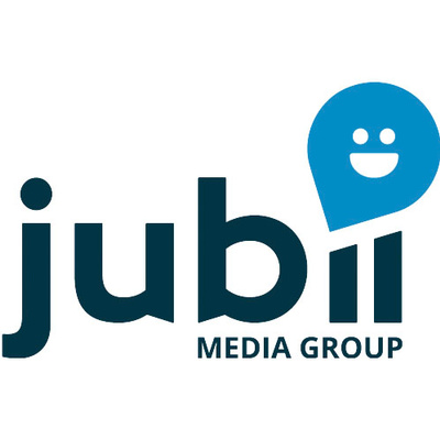 Logotyp för Jubii Media Group