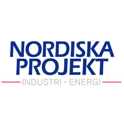 Nordiska Projekt's logotype