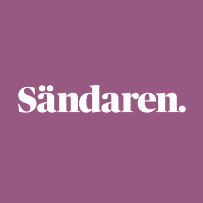 Logotyp för Sändaren