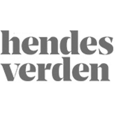 Hendes Verden's logotype