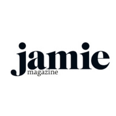 Jamie magazine's logotype