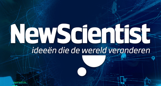 NewScientist's cover image