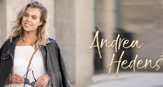Andrea Hedenstedt's cover image