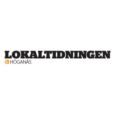 Logotyp för Lokaltidningen Höganäs