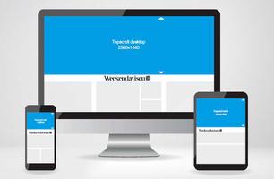 Topscroll desktop + tablet + mobil