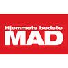 Hjemmet bedste MAD's logotype