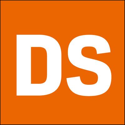 Dagens Samhälle's logotype