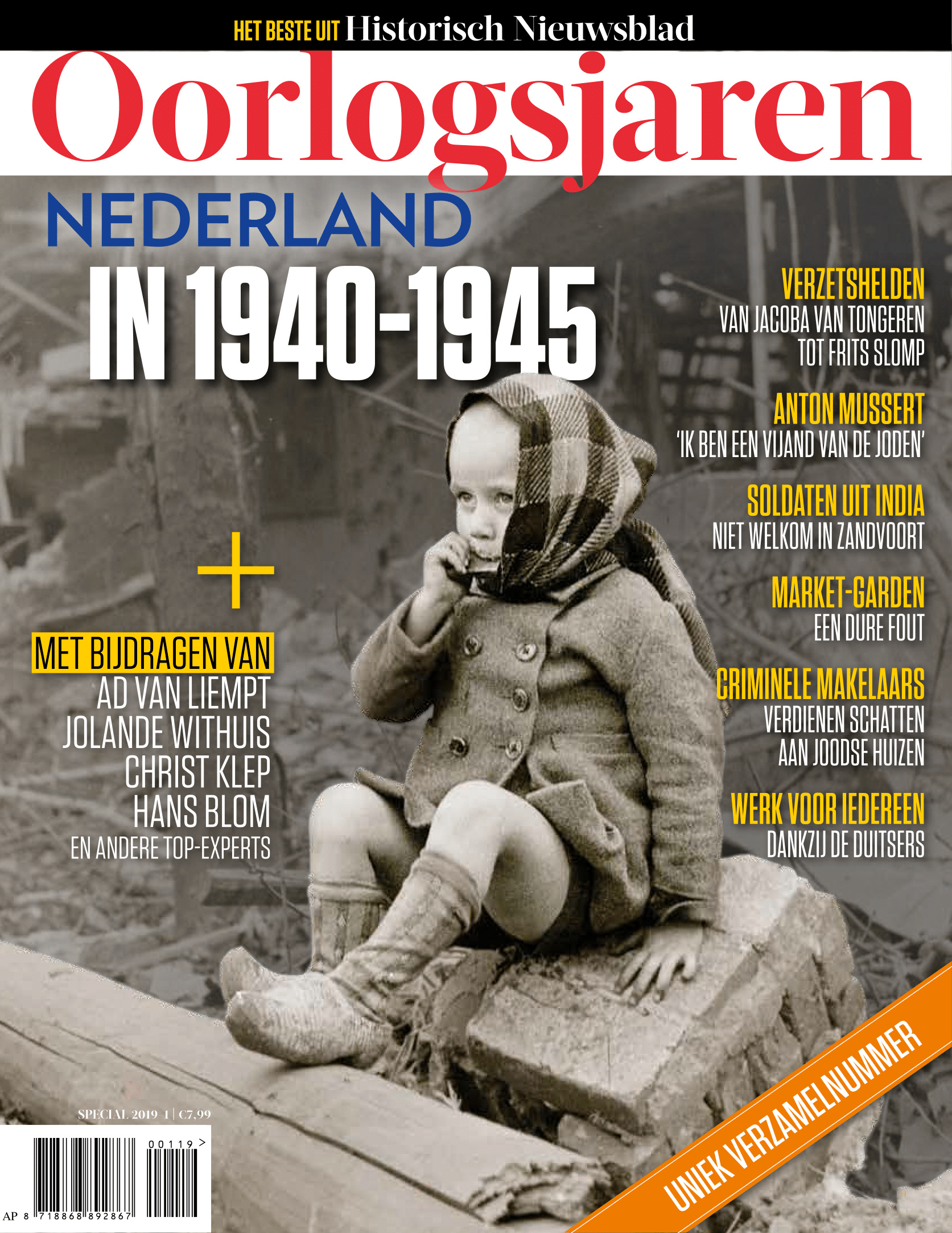 Magazine/Specials