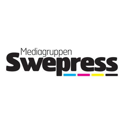 Logotyp för Swepress Media AB