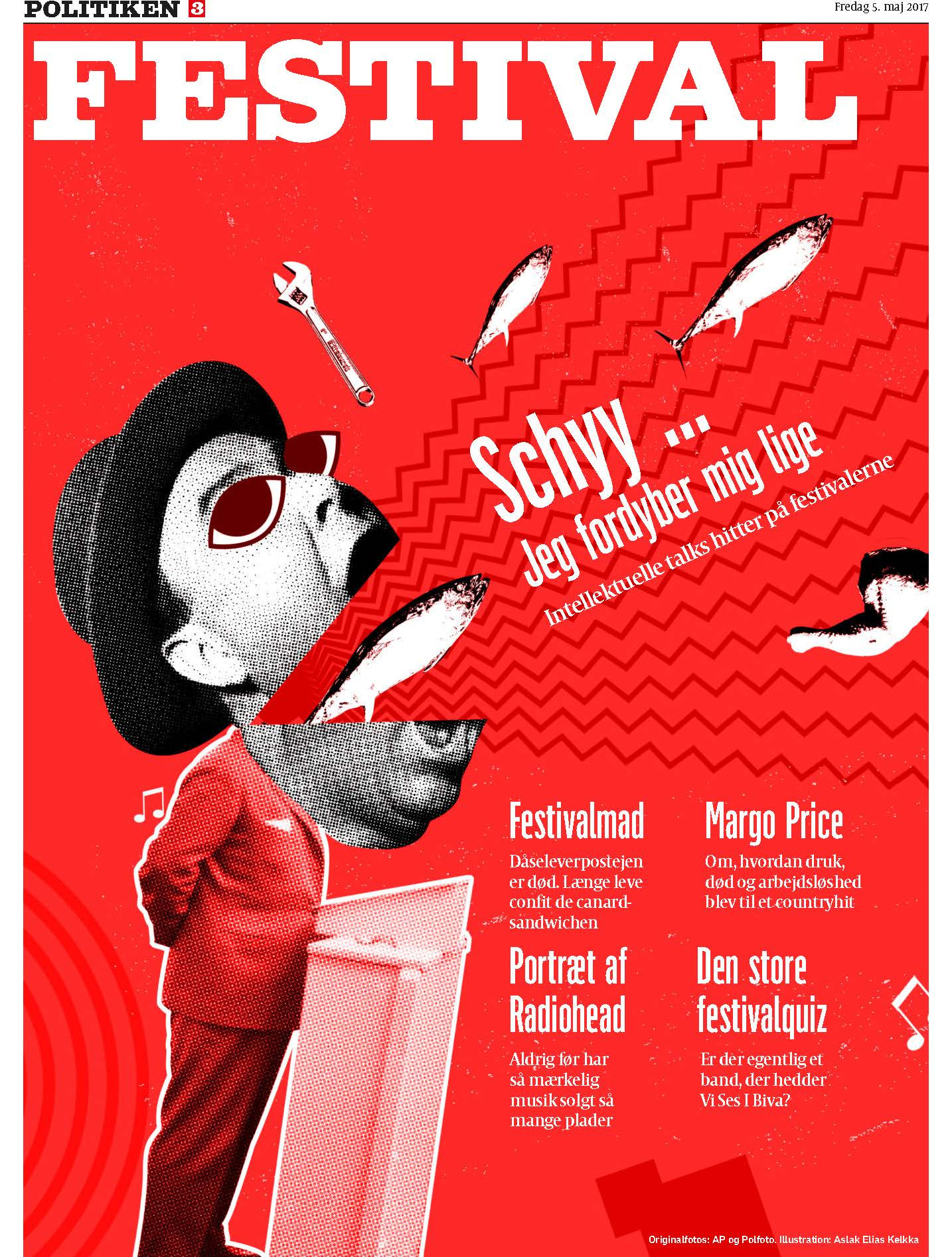 Festival tema i Ibyen fredag 3. maj 2019