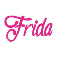 Logotyp för Frida