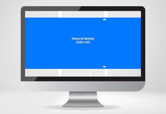 Interscroll - desktop