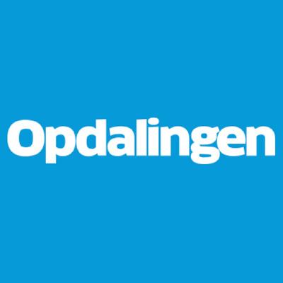 Opdalingen's logotype