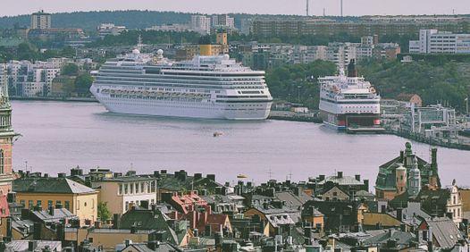 Lokaltidningen Mitt i Stockholm's coverbillede