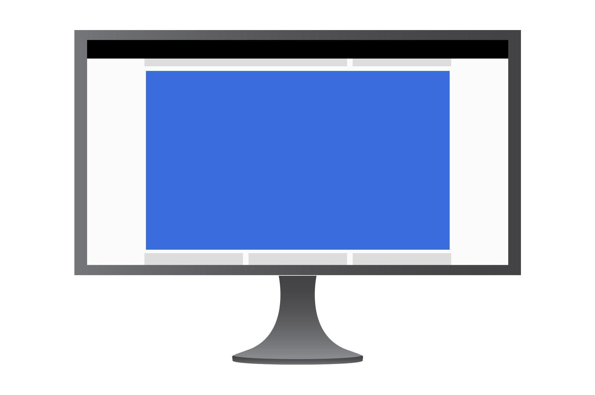Desktop og tablet (forside) - Brandboard