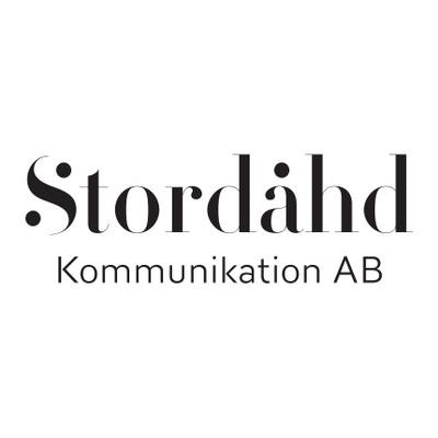 Logotyp för Stordåhd Kommunikation
