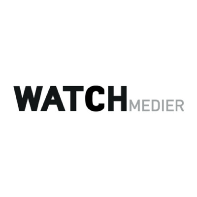 Watch Medier's logotype
