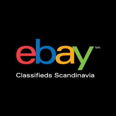 Logotyp för eBay Classifieds Scandinavia