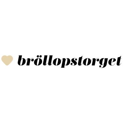 Logotyp för Bröllopstorget.se