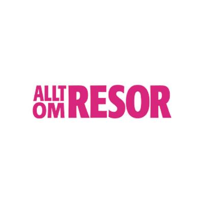 Logotyp för Allt om resor