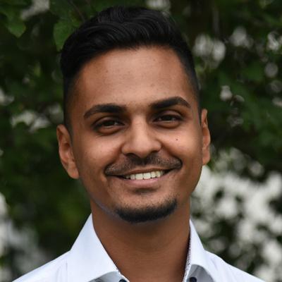 Profilbild för Simon Chowdhury