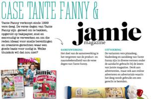 Tante Fanny & Jamie magazine