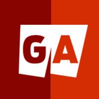 Logotyp för Gotlands Allehanda