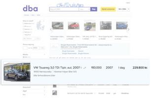 Annoncering på DBA: Fokus