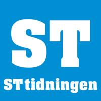 Logotyp för ST tidningen