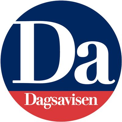 Logotyp för Mediehuset Dagsavisen