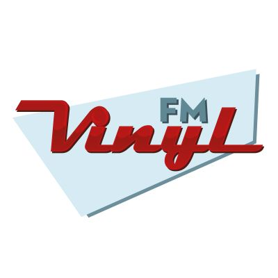 Vinyl FM's logotype