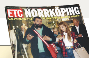 ETC Norrköping - Print LOKAL