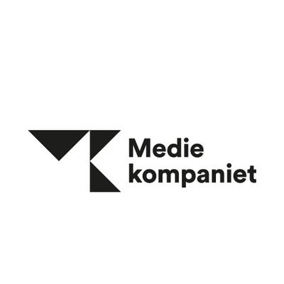 Logotyp för Mediekompaniet