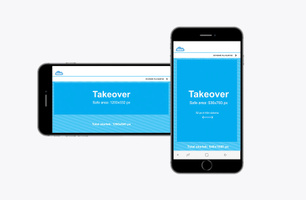 Takeover (for browser)