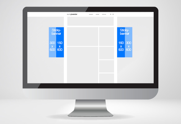 Stickybanner - desktop
