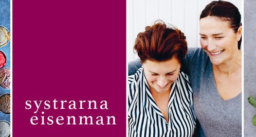 Omslagsbild för Systrarna Eisenman