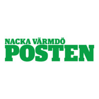 Nacka Värmdö Posten (NVP)'s logotype