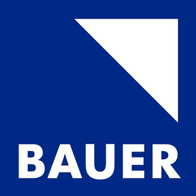 Bauer Media Poddar's logotype