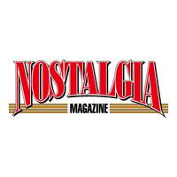 Nostalgia Magazine's logotype
