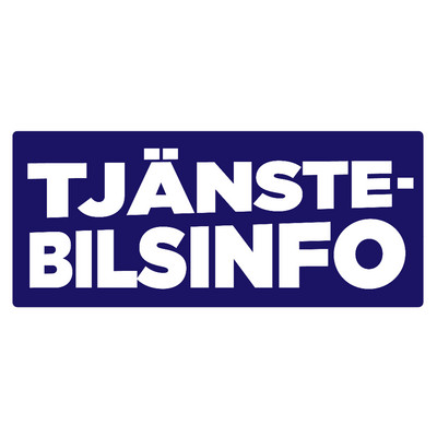 Logotyp för Tjänstebilsinfo