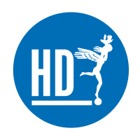 HD's logo
