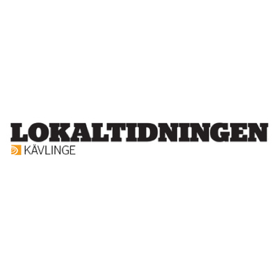 Lokaltidningen Kävlinge's logotype
